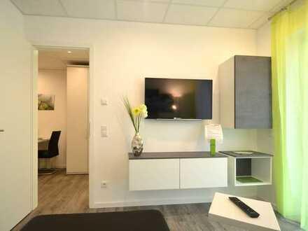 möblierte Wohnung, attraktiv eingerichtet, zentrale Lage