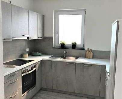 4,5 Zimmer Wohnung mit Küche und großem Balkon