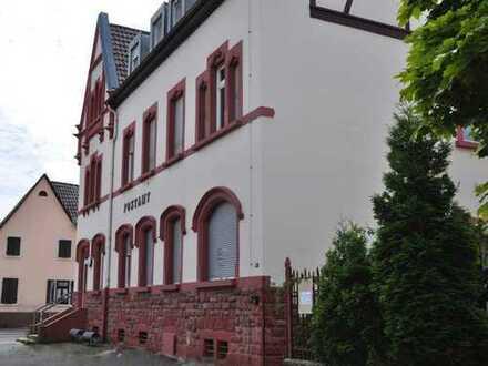 Großzügige Wohnung in historischem Gebäude Ladenburg