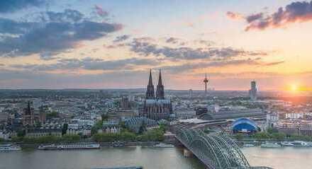 All inklusive / möbliertes Premium-Studentenapartment in Ehrenfeld mit Dachterrasse