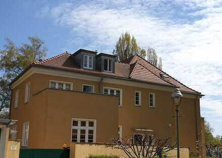 Wohnen im Fliegerviertel - Kernsanierte Doppelhaushälfte