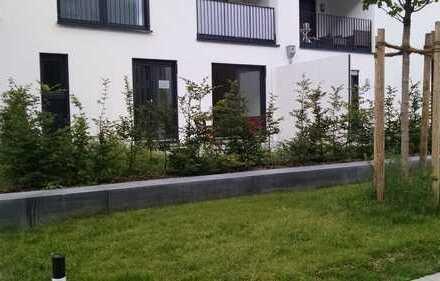 geräumige, neuwertige 1-Zimmerwohnung mit Terrasse in Giesing, München