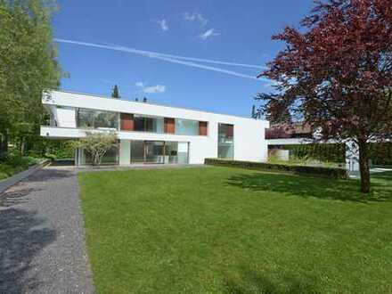 Bauhaustraum - Hideaway und Luxusdomizil in idyllischer Lage München - Solln