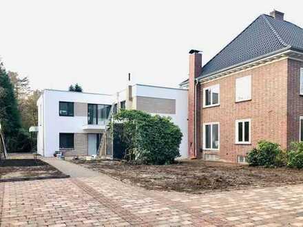 Top - moderner Neubau in idyllischer, ruhiger aber zentraler Wohnlage in Leer - Loga !