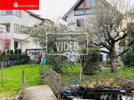 Charmanter Altbau mit idyllischem Garten. Keine zusätzliche Käuferprovision!