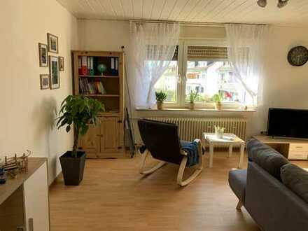 Schöne, geräumige ein Zimmer Wohnung in Darmstadt, Darmstadt-West nur für Einzelperson