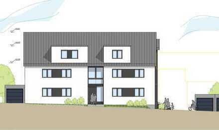 Erstbezug: stilvolle 3-Zi-Erdgeschosswohnung mit EBK und Terrasse