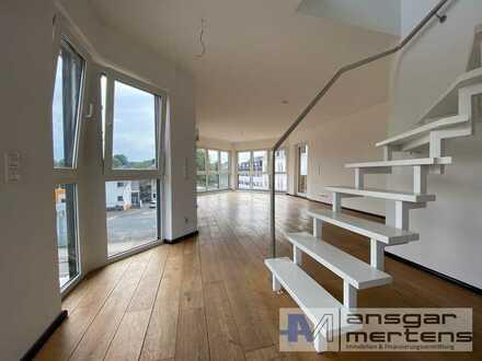 (M)EINE stylische Maisonettewohnung 2 Etagen / ca. 32 m² Dachterrasse / Fahrstuhl / 2 Stellplätze