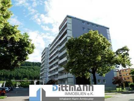 Schöne 4-Zimmer Wohnung mit großzügiger Loggia in Ebingen