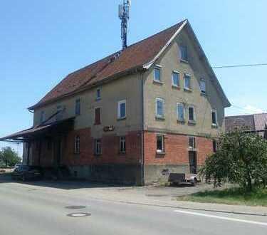 Walddorfhäslach - Wohn-/Gewerbeobjekt