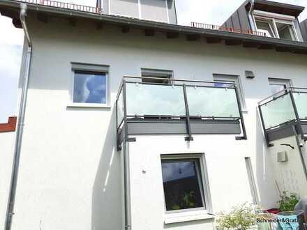 Neuwertige 1-Zimmer-Wohnung mit Balkon und EBK samt Stellplatz zu vermieten - 2.Bezug