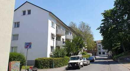 Stilvolle, Zentrale 3-Zimmer-Wohnung mit süd Balkon und TGL in Darmstadt Mitte