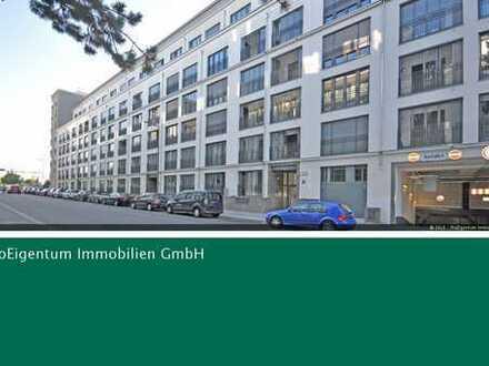 """Stilvolles Wohnen im """"The Grand"""": exklusive 2-Zi-Whg. mit offener Küche und Balkon"""