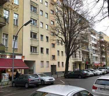 3-Zimmer-Wohnung über den Dächern Berlins