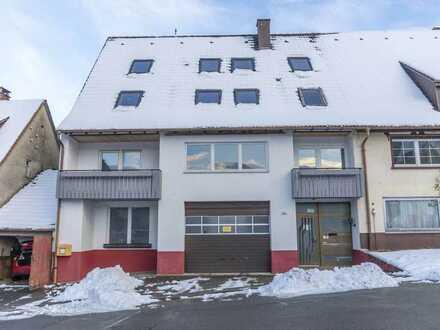 Großzügiges Wohnen im Südschwarzwald - 4 Zimmer ETW mit viel Fläche und Raum
