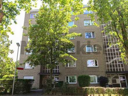 Attraktiv vermietetes Apartment in gut angebundener Lage von Marienborn mit TG-Stellplatz und Balkon