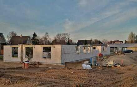 Baubeginn ist erfolgt! ETW im EG inkl. Carport mit Abstellraum in Neumünster im I. Bauabschnitt