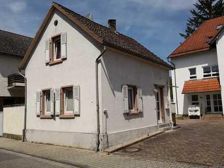 2-Zimmer ETW (Kleines Haus) in Trebur-OT