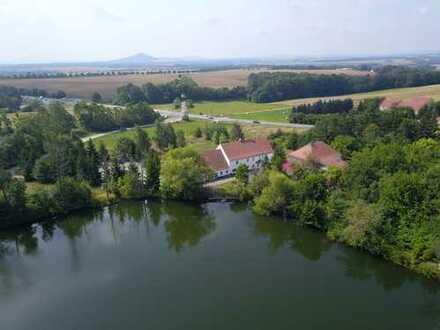 Nachverkauf: Gaststätte und eigener See mit Entwicklungspotential