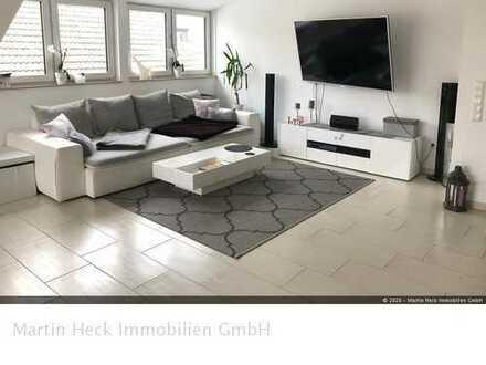 :NEU: 3 Zimmer Dachgeschosswohnung in Linkenheim mit Balkon und Stellplatz!