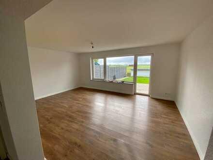 Erstbezug nach Sanierung: Schönes 5-Zimmer-Reihenhaus zur Miete in Ersingen, Ortsteil von Erbach