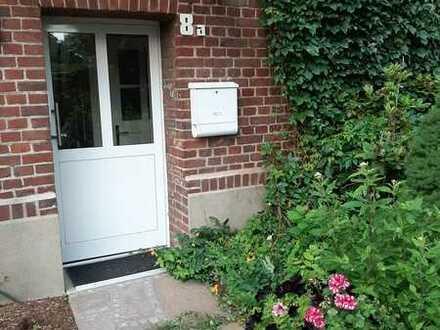 modernisierte 5-Raum-Maisonette-Wohnung mit Einbauküche in Greven Gimbte