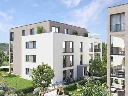 Neu: Schöne 4-Zimmer-EG-Wohnung mit Privatgarten - Quartier Glashütte Achern