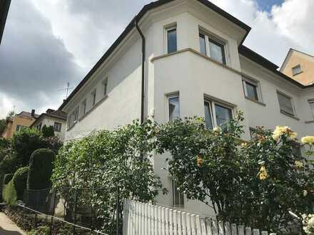 3-Familien DHH in Halbhöhenlage Stuttgart West