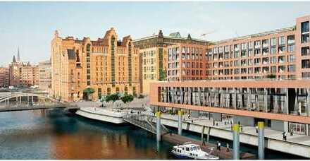 Tiefgaragenstellplätze in der HafenCity zu vermieten
