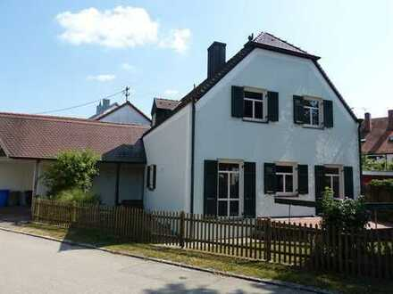 Einfamilienhaus mit Garten in Ingolstadt-Zuchering