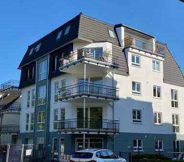 Erstbezug - Penthousewohnung: Modernes und hochwertiges Wohnen in zentraler Lage mit Fernblick