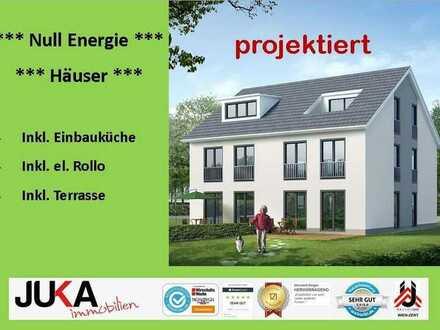 ***NULL-ENERGIE-DHH ***, inkl. Küche, el. Rollo, Terrasse***Mietkauf ab...