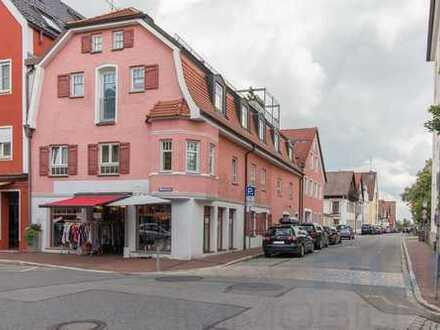 Schmuckes Wohn- und Geschäftshaus in Schongau-Altstadt