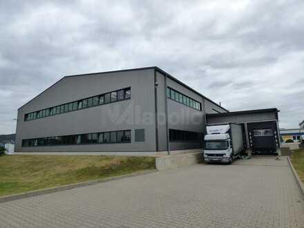 Im Alleinauftrag | moderne Hallen- und Büroflächen | direkt an der A66 | Top- Ausstattung