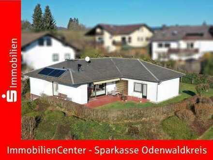 Bungalow - Hier wohnen Sie in einer der schönsten Lagen von Erbach - 360°-Tour