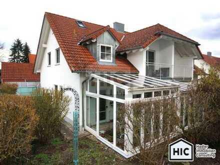[HIC] Großzügige Erdgeschosswohnung mit Wintergarten sowie Garten in Reichertshofen!