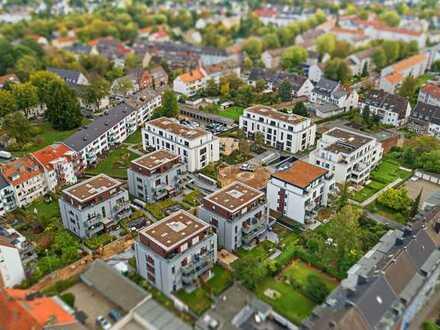 360° Besichtigung/ Wunderschöne und moderne Wohnung in einer Neubausiedlung von D- Unterrath