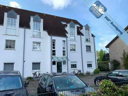 Provisionsfrei für den Käufer! Helle Eigentumswohnung im Erdgeschoss mit Garten in Ibbenbüren