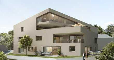 Außergewöhnliche Dachgeschoss-/Loftwohnung