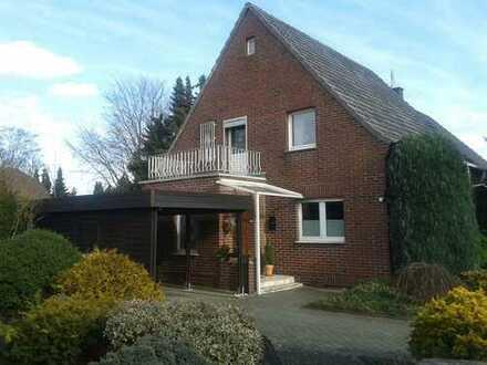 Schönes, verkehrsgünstig gelegenes Haus mit vier Zimmern in Brüggen