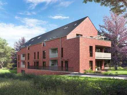 Im Bau: Schicke 2-Zimmer-Wohnung - Neubauvorhaben Lebensart Großhansdorf