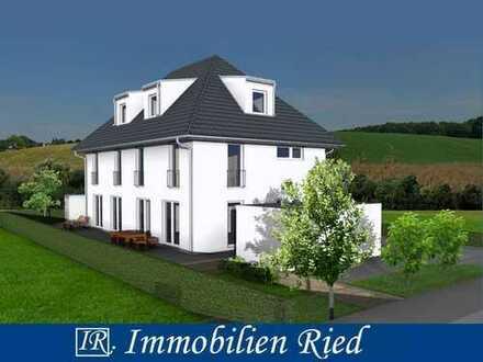 Ab ins eigene Heim! Neue, bezahlbare Doppelhaushälfte in Röhrmoos (noch ein Haus frei)!