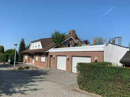 Provisionsfrei für den Käufer! Helle 4-Zimmer-Eigentumswohnung mit riesigem Garten in Hollage