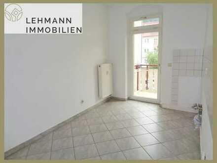 Peppige 2-Zimmer-Wohnung mit Balkon!