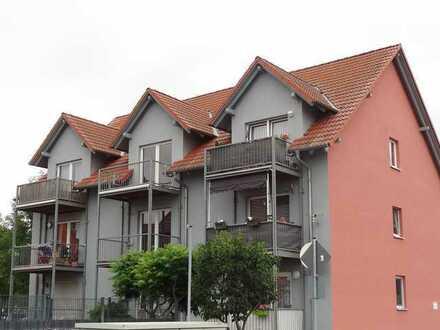 Moderne Eigentumswohnung in Delitzsch, Top-Zustand nach Komplettsanierung