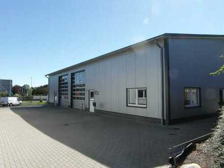 Gewerbehalle 450 qm provisionsfrei in Ganderkesee zu vermieten