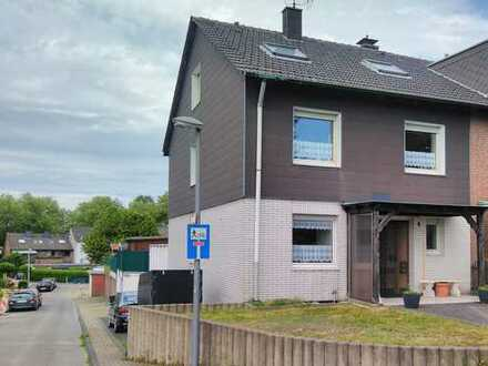 Gepflegtes Einfamilienhaus mit Einliegerwohnung und Doppelgarage in guter Lage von Bochum Hiltrop