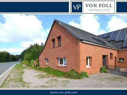 VON POLL Brekendorf: Individuelle Doppelhaushälfte für die Familie