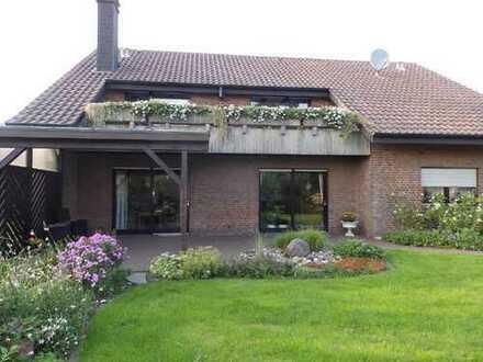 Außenbereich von Reken, großzügiges Wohnhaus mitten in der Natur