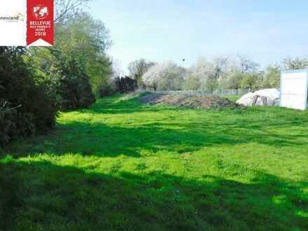 Freiraum auf dem Land - großzügiges Grundstück in Saasdorf bei Groitzsch